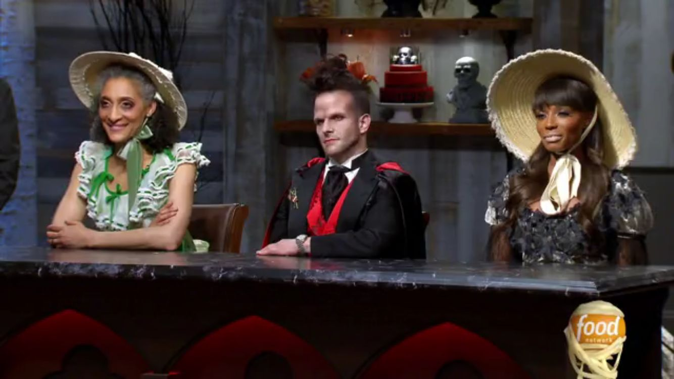 Halloween Baking Championship recap Wickedly sweet witches