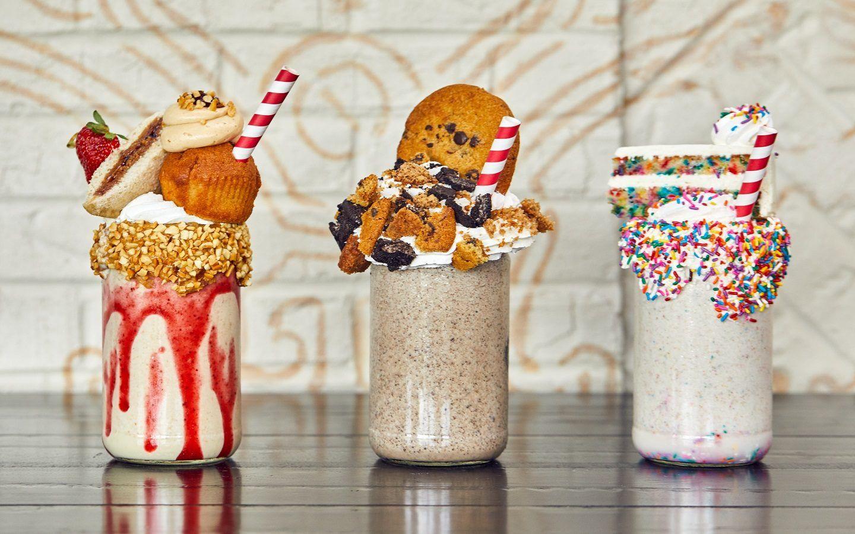 Toothsome Chocolate Emporium Adds Three New Milkshakes