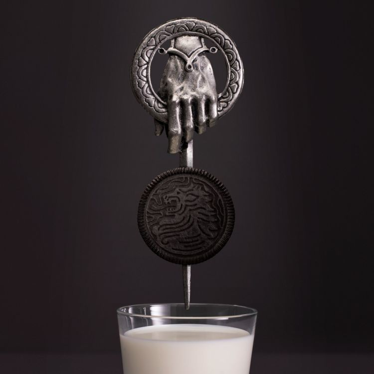 Listen To Game Of Thrones Epic Night King Theme: OREO Game Of Thrones Cookies Are Epic And So Is The Commercial