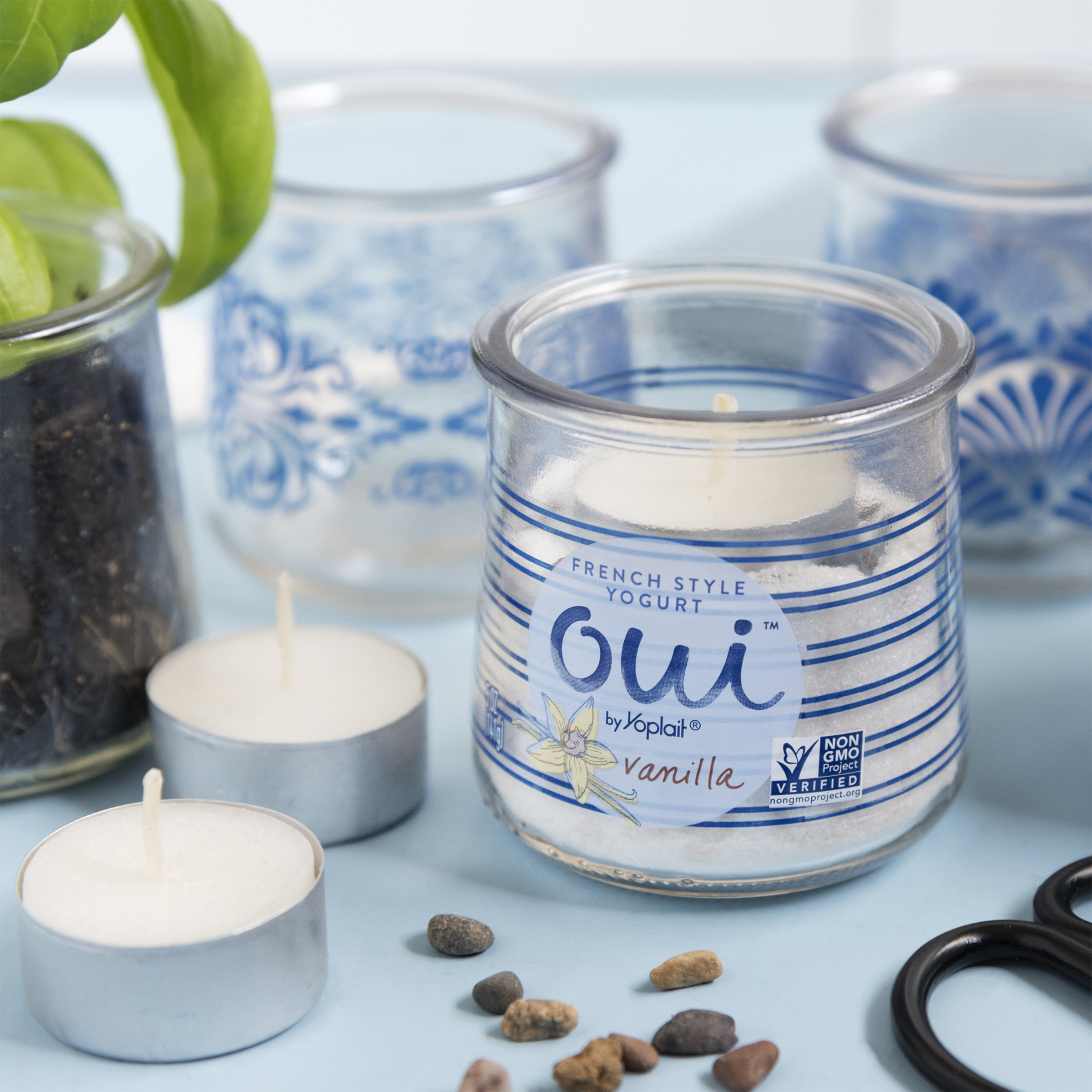 Oui By Yoplait S Limited Edition Heritage Collection Inspires Bobby Berk S Creativity