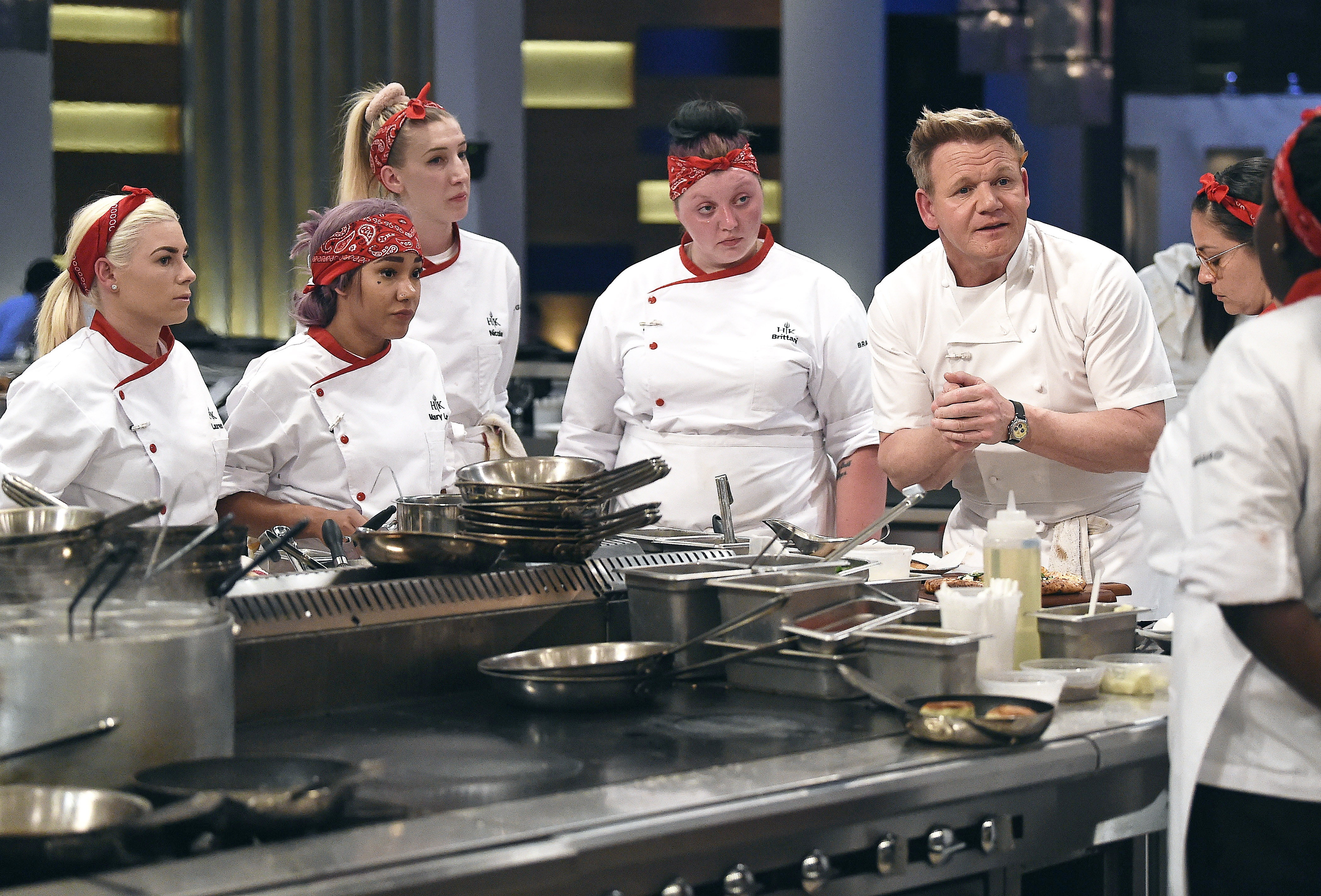 Hell S Kitchen Season 19 Episode 4 Wedding Bells Ringing