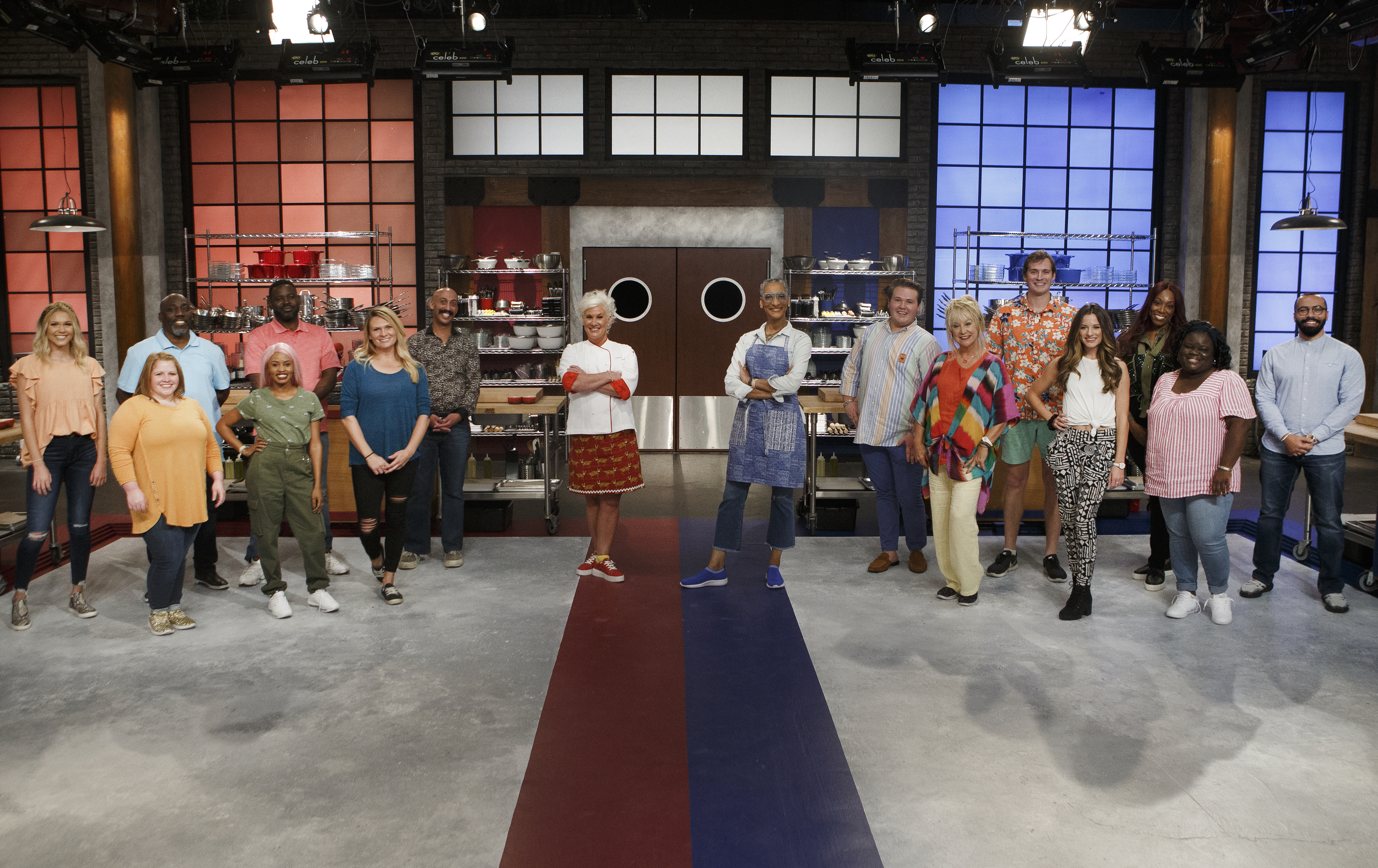 Worst Cooks In America Season 21 Episode 6 C Is For Cupcakes