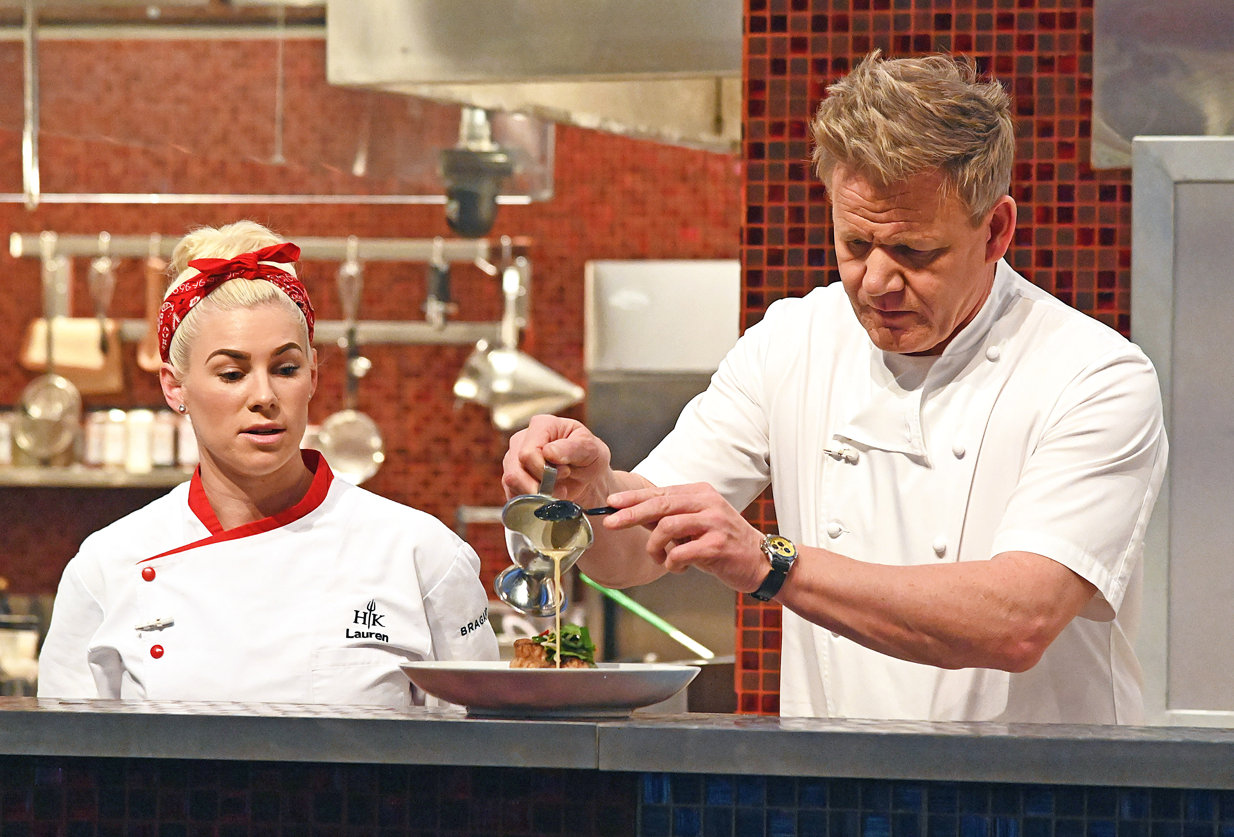 Hell S Kitchen Season 19 Episode 8 Recap Better To Be Lucky Or Good