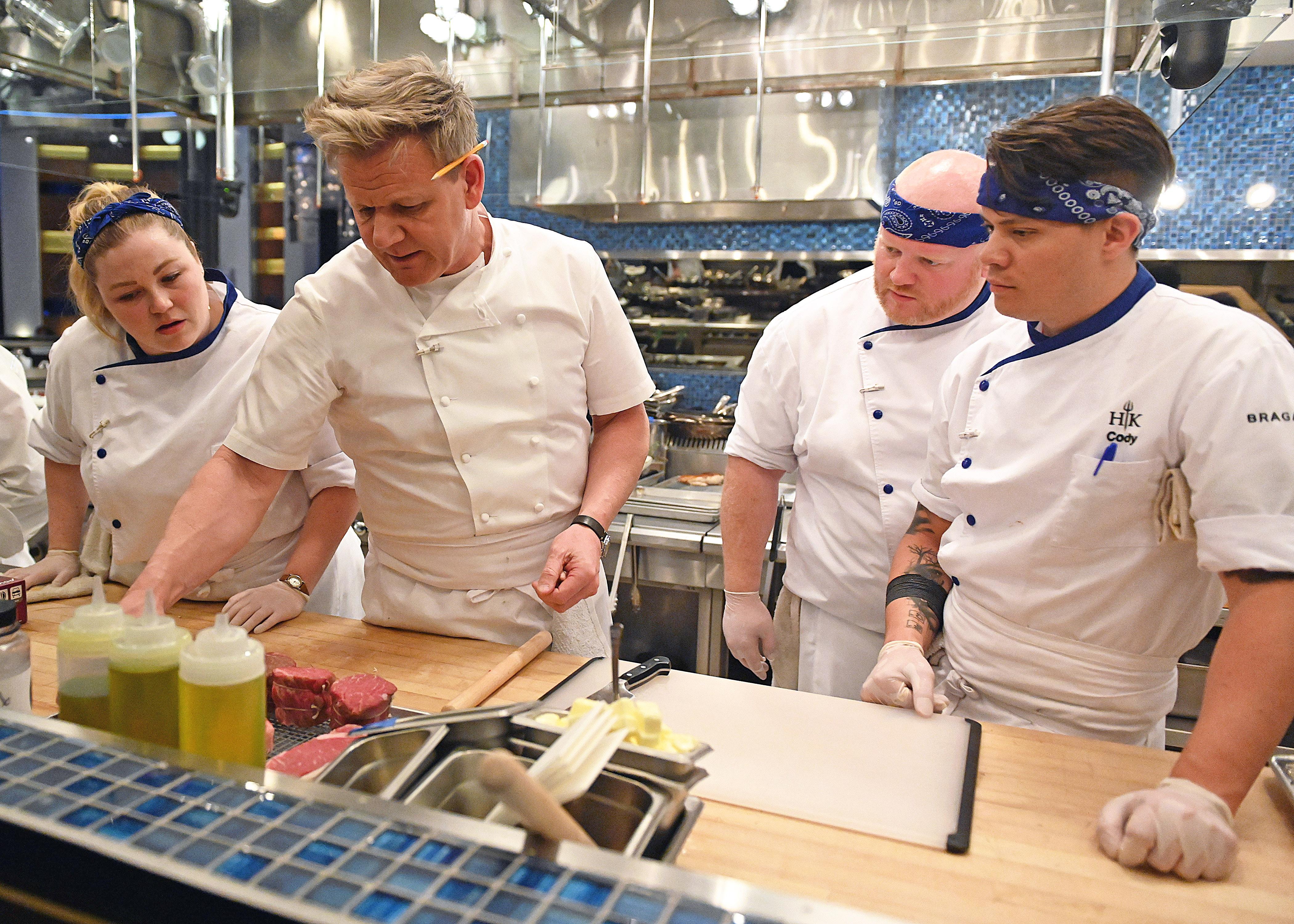 Cody Hells Kitchen Season 19 Instagram