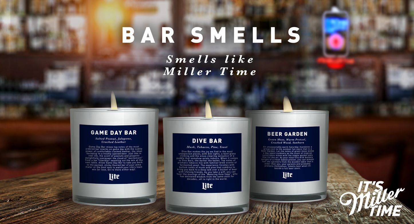 Miller Lite Brings The Bar Ambiance Directly To Your Home