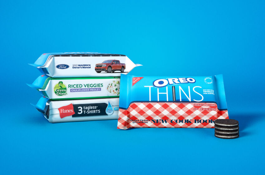 OREO THINS Protection Program keeps your kids from stealing your cookies