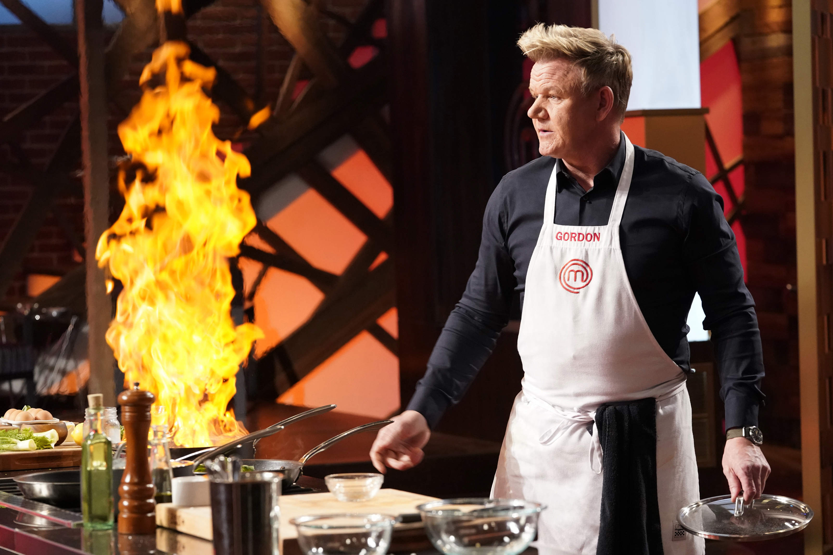 The new MASTERCHEF restaurant will offer an immersive dining