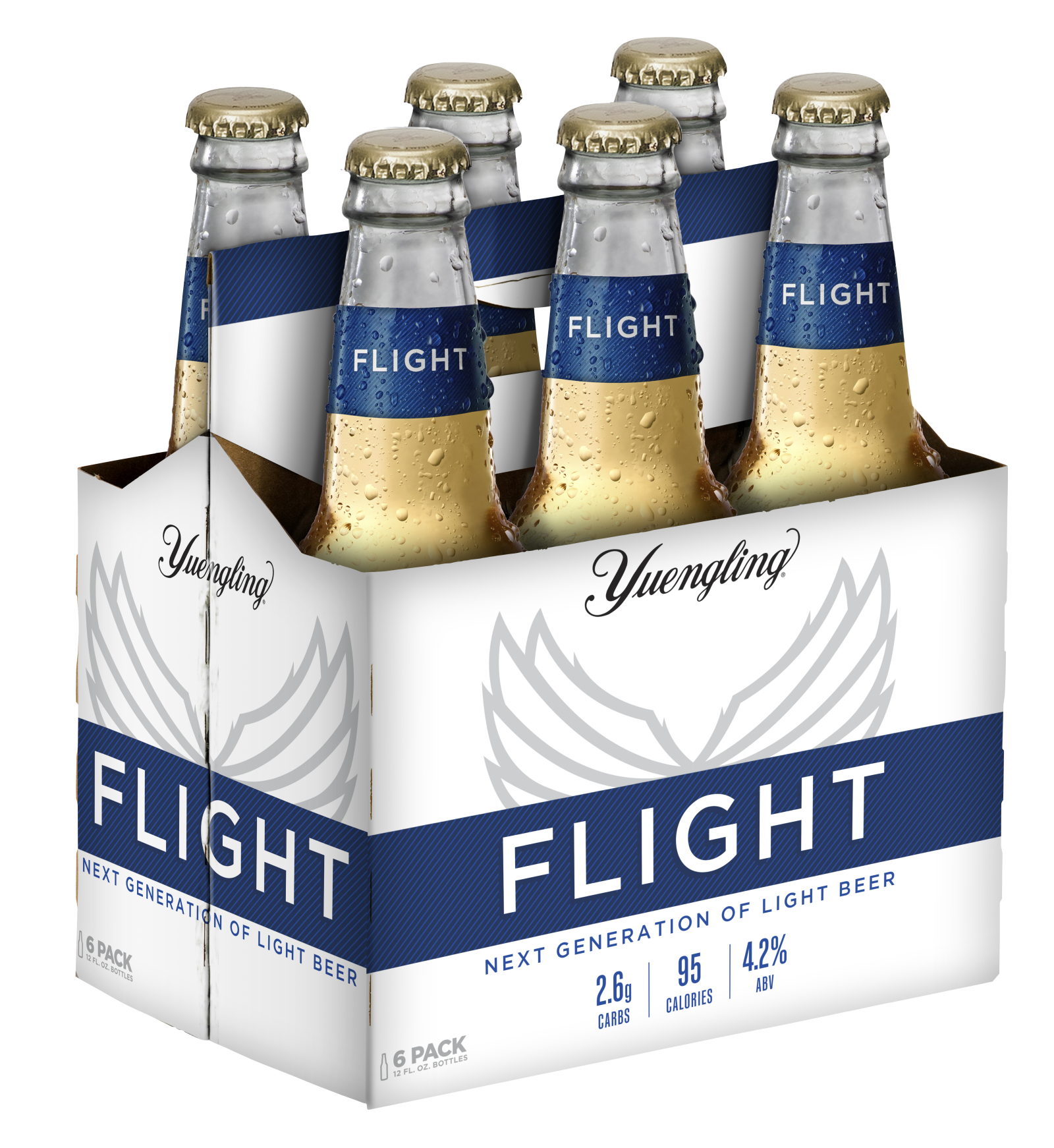 Flight by Yuengling, America's oldest brewery's launches the next generation of light beers