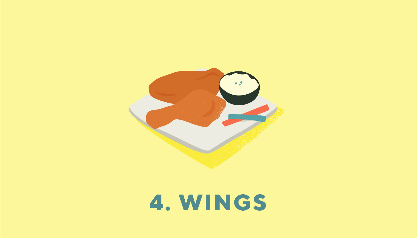 5 foods new moms crave after giving birth