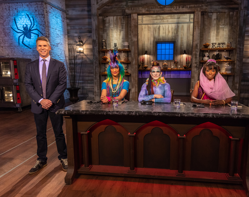 Halloween Baking Championship Season 4 winner: Nightmare to dream
