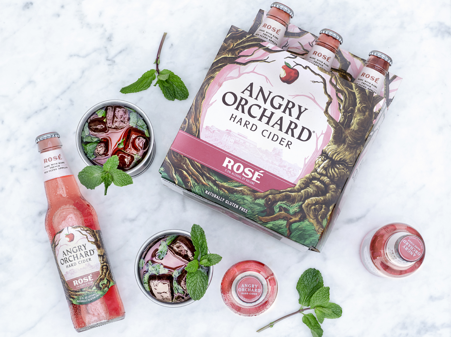 how to make rose cider