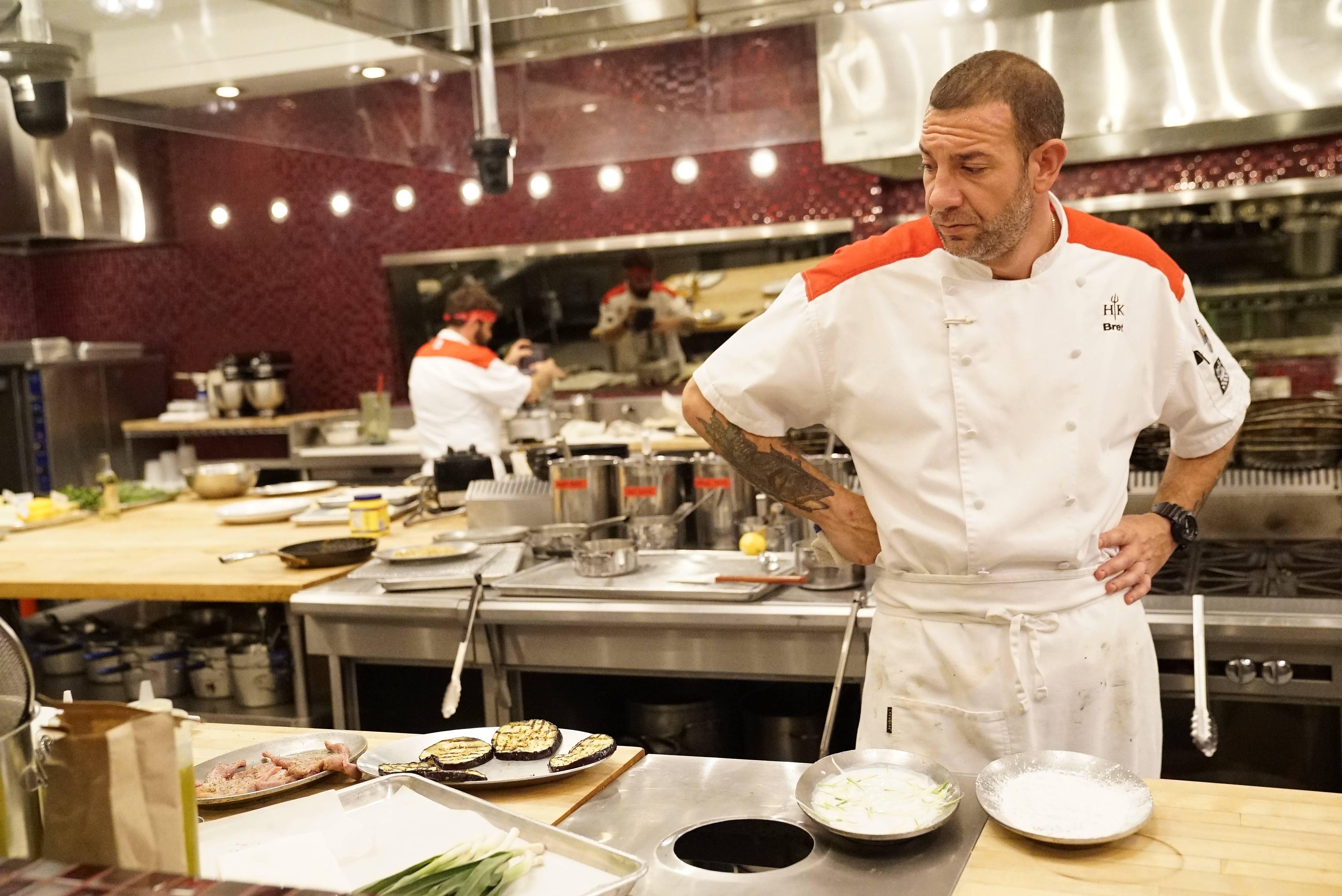 Hell S Kitchen Epsidoe Review S18e12 Break On Through