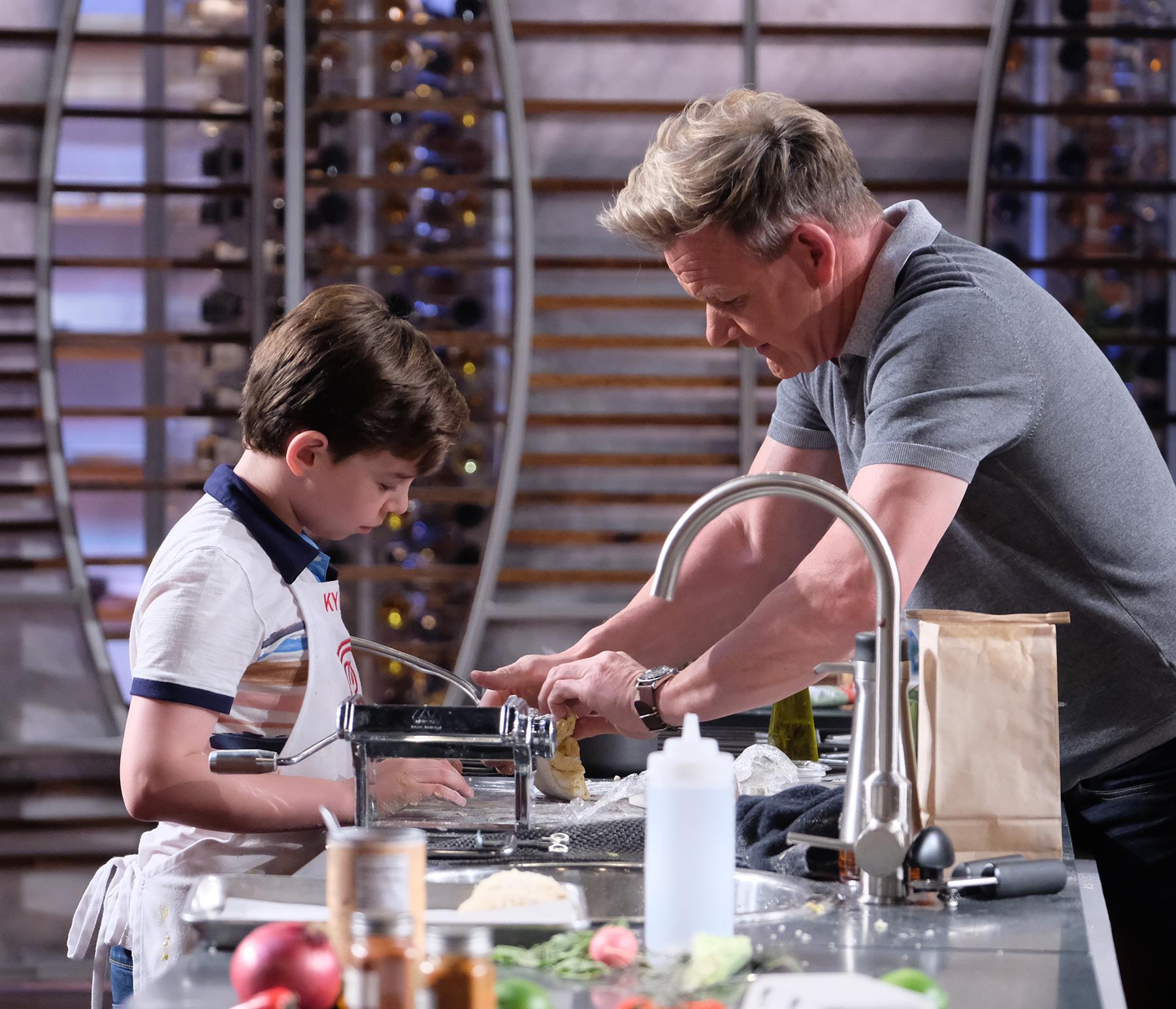 MasterChef Junior Season 7 episode 8 review: Kidz Bop Kitchen