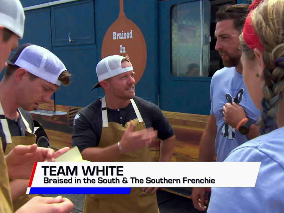 Mr Po Boy Food Truck Race