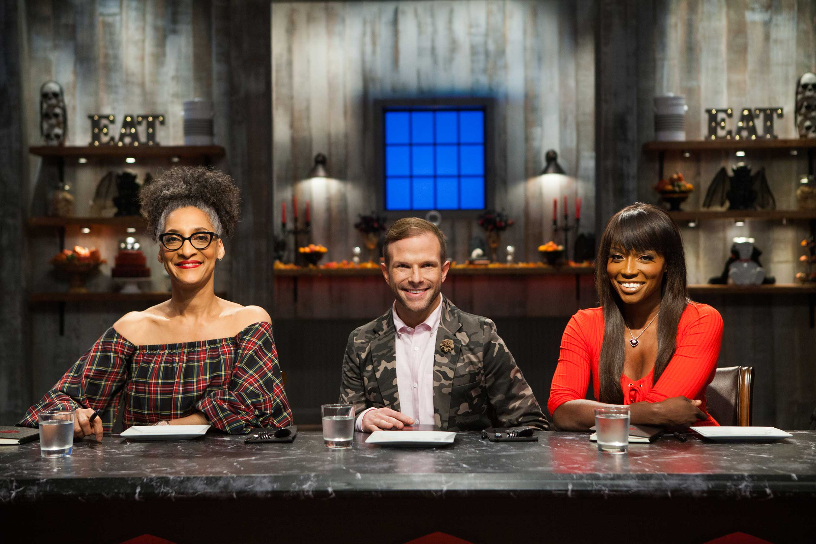 Has Halloween become the Food Network's biggest baking holiday?