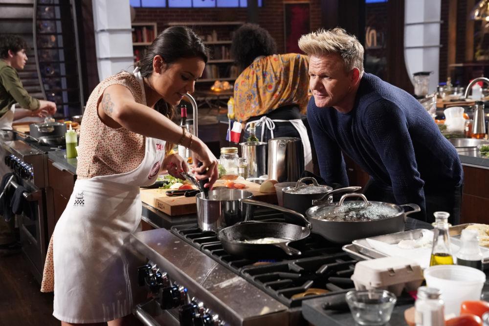 MasterChef recap Season 9 episode 2: Which chefs make the cut?