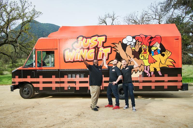 The Great Food Truck Race Season  Winner