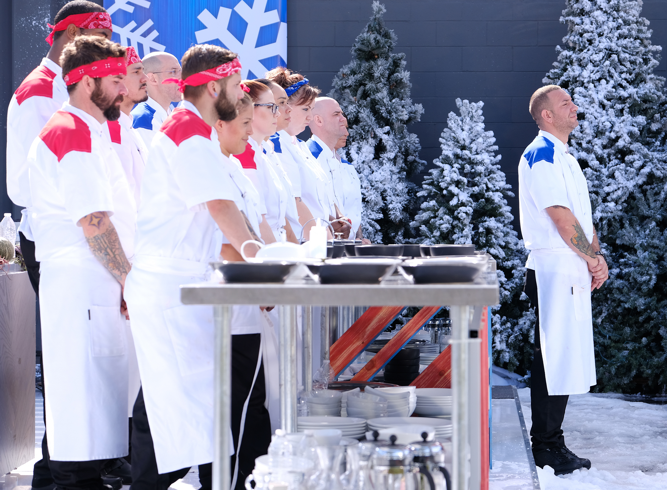 Hell S Kitchen Season 18 Episode 4 Exclusive Preview Stop