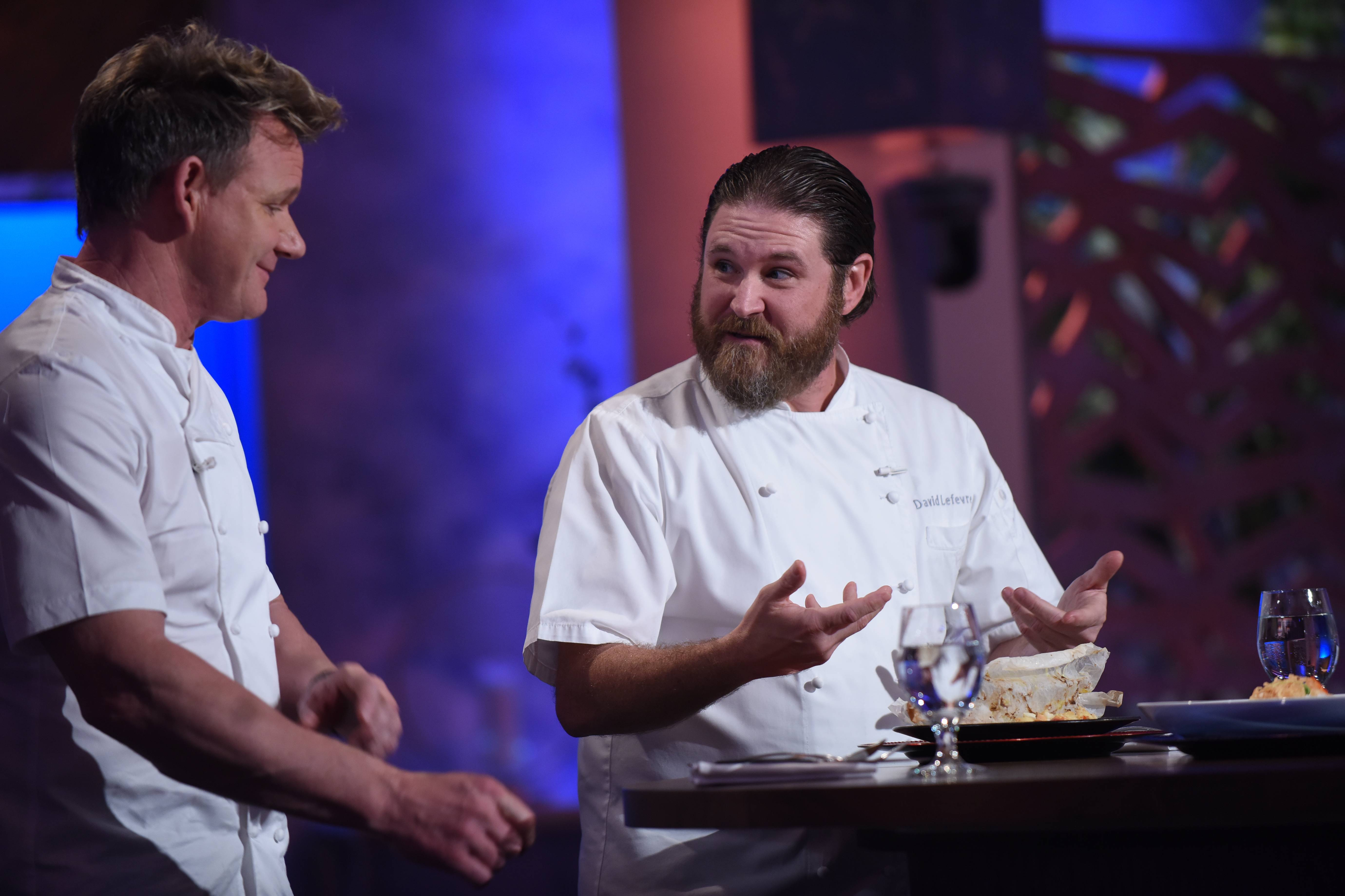 Hell S Kitchen Season 18 Episode 5 Exclusive Preview