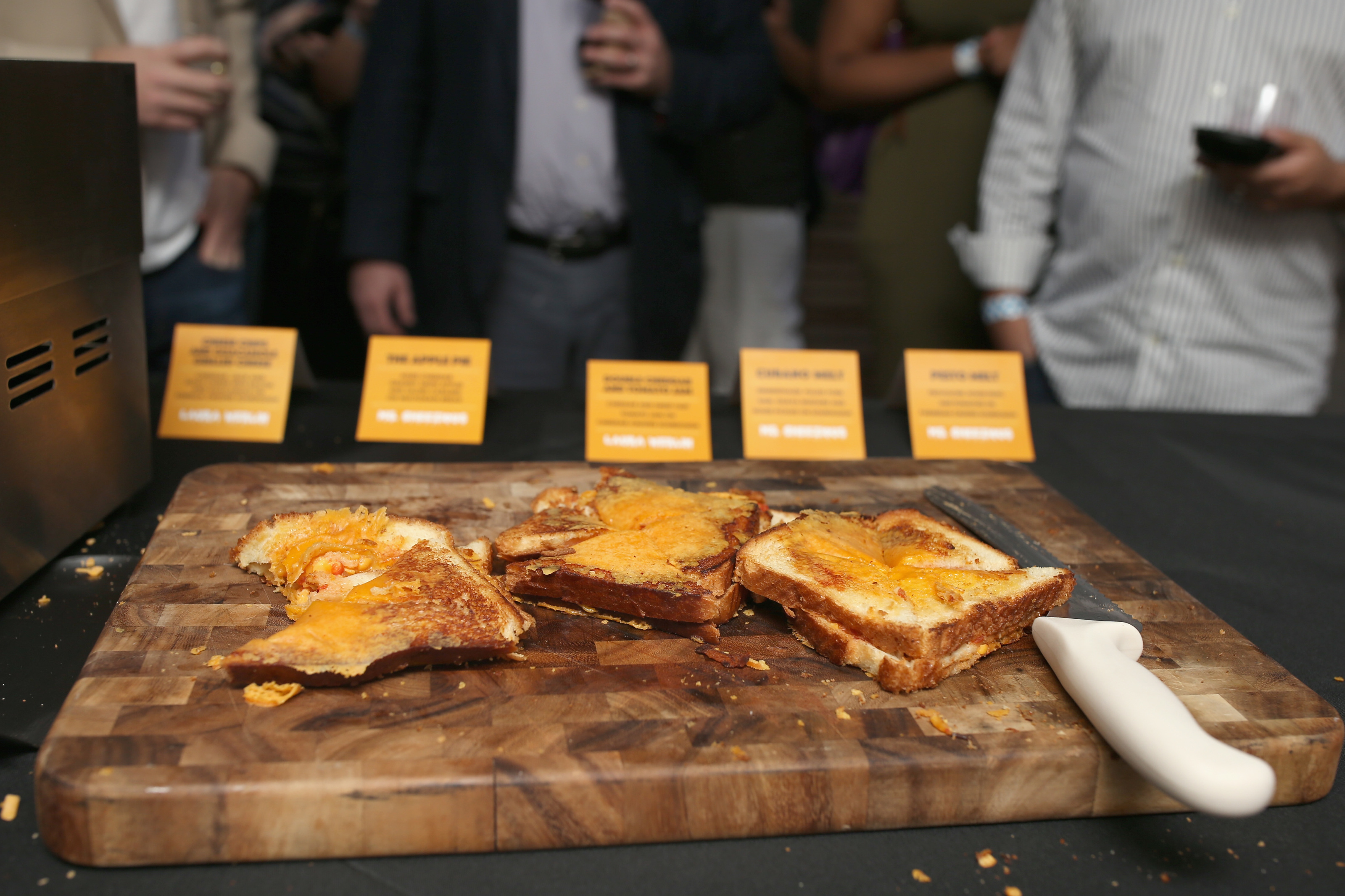 The best grilled cheese starts with this simple trick