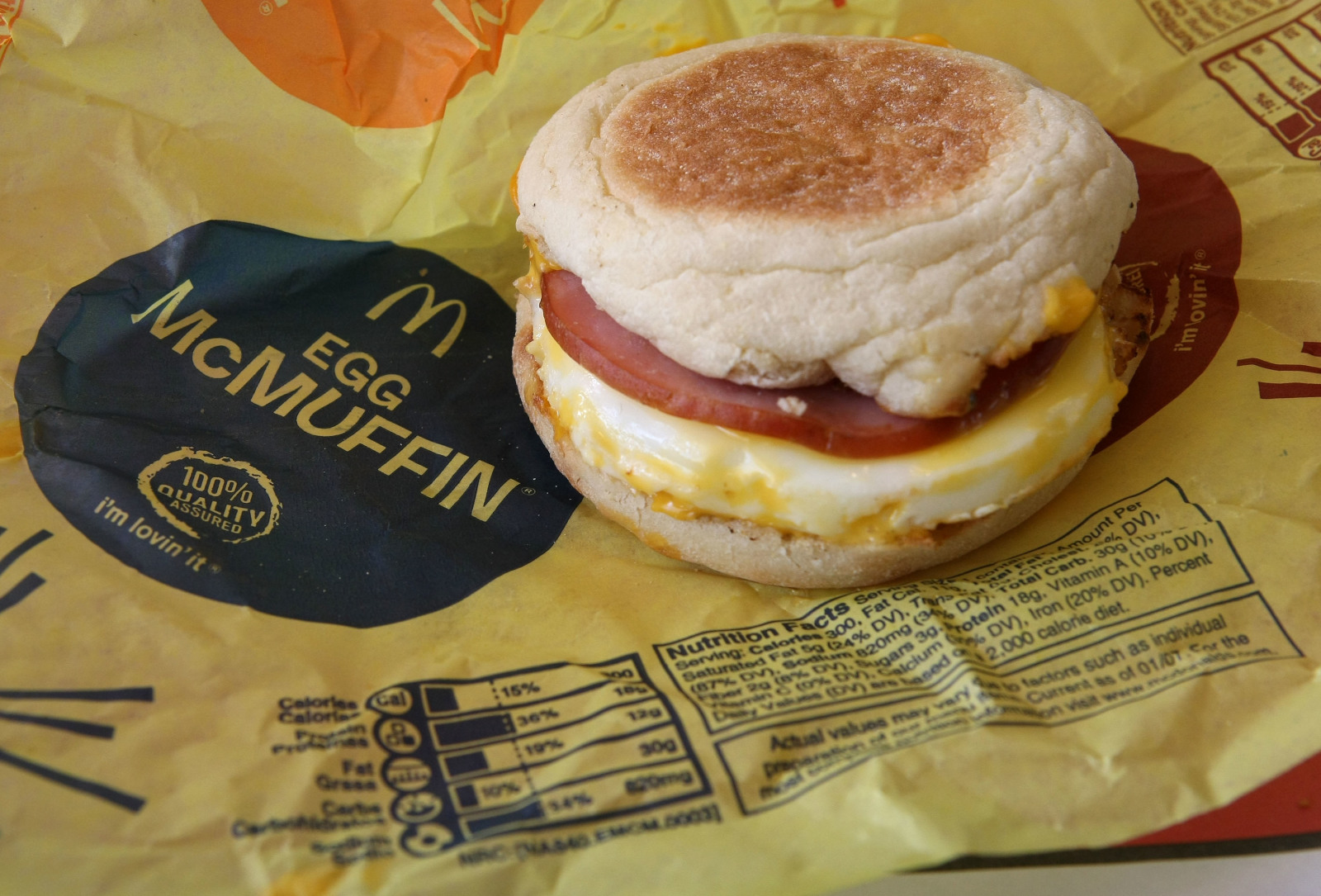 Free Egg McMuffin has McDonald's fans marching into savings