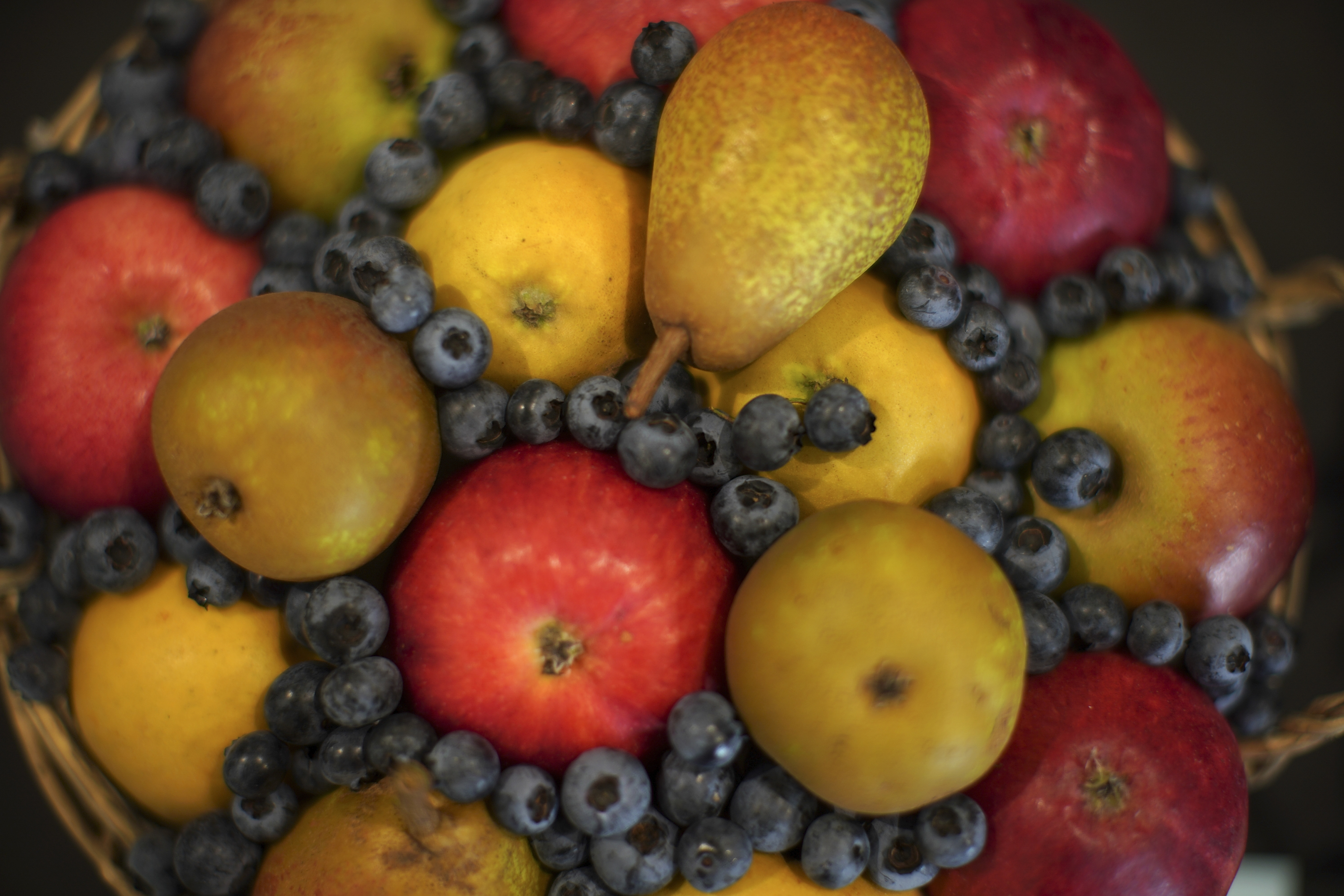 Which fresh fruit needs to social distance in your produce drawer?